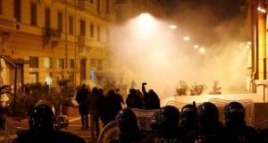İtalya'da sokağa çıkma yasağı olaylı başladı: Sokaklar karıştı