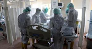 Yatak kapasitesi dolan AB ülkesinde, koronavirüs hastaları Almanya'ya gönderiliyor