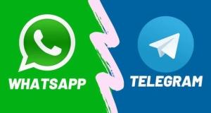 Siber güvenlik uzmanları açıkladı! WhatsApp'ı silip Telegram'a geçenler dikkat