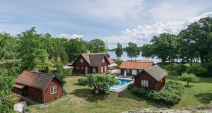 İsveç'in en pahalı 7 evi açıklandı