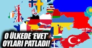 Yurtdışı referandum kesin sonuçları