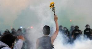 Fotoğraflarla ABD'nin yakın tarihindeki en büyük 10 ayaklanma
