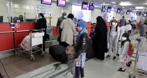 Sahte Covid-19 belgesi kullanan 21 kişi havaalanında yakalandı