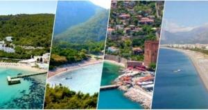 Antalya, yaz turizminde dünya birincisi