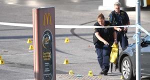 Botkyrka'da silahlı saldırı