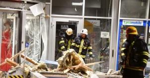 İsveç'te Bankamatiklere bombalı saldırı