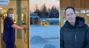 İsveç'teki bir huzurevinde aşı olan 13 kişiye koronavirüs bulaştı