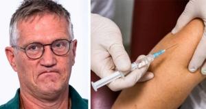 Tegnell: Aşının yaşlılarda işe yaracağına emin değilim