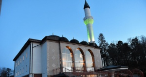 Stockholm'de Miraç Kandili Coşkulu Kutlandı