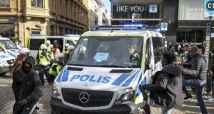 Göteborg gösterilerinde ortalığı karıştıran o kişilerin kimlikleri tespit edildi