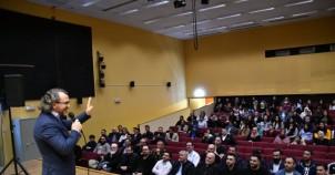 Stockholm'de, ''Aile ve Gençlik'' Konferansı...