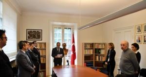 İsveç'te Şehitleri Anma Günü ve Çanakkale Deniz Zaferi'nin 104. yıl dönümü programı