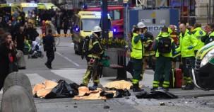 İşte İsveç'teki kanlı terör saldırının ayrıntılı kareleri