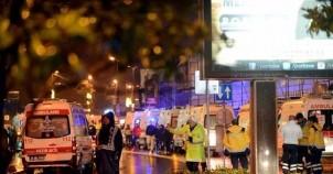 Acı görüntüler! Ortaköy'de gece kulübüne silahlı saldırı