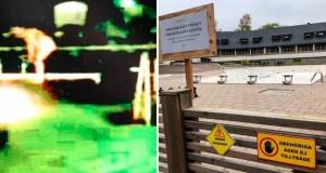 İsveç'te belediye yöneticilerinden skandal parti
