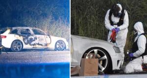 Küçük kızın öldürüldüğü çete hesaplaşmasında kullanılan araç ateşe mi verildi?