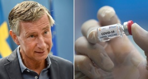 İsveç'e aşı teslimatları Nisan itibarıyla artmaya başlayacak