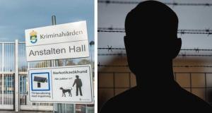 Södertälje'deki hapishanede çetelerin savaşı