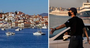 İsveçli turistlerin kaldığı ada, artan vakalar nedeniyle karantinaya alındı