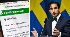 İsveç'te hamile kadınlara pandemi desteği