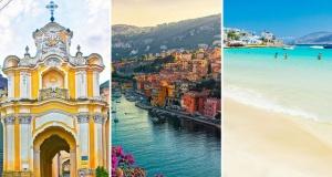 Gezmeyi sevenler için Avrupa'da keşfedilmemiş en iyi 10 yer