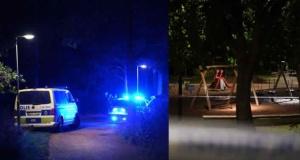 Skogås'ta başından vurulan kişi hayatını kaybetti