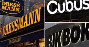 Moda devinde kriz: Dressmann ve Cubus mağazaları kapatmak zorunda kalabilir