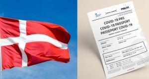 Danimarka, indirilebilir Covid-19 pasaportu çıkardı