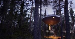 İşte Dünya'nın en sıra dışı otelleri