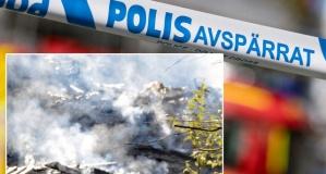 İsveç'te yanan villanın enkazından bir ceset daha çıktı