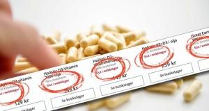 İsveç'te vitamin kıtlığı kapıda