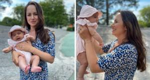 İsveç'te covid-19'a yakalandı, yoğun bakımda yattı ve doğum yaptı: İşte Aylin'in başından geçen zorlu süreç