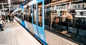 Stockholm metrosunda hırsızlığın böylesi