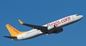 Pegasus Haziran ayındaki İsveç uçuşlarını iptal etti