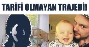 İsveç'te tarifi olmayan trajedi! 4 yaşındaki çocuğunu boğarak öldürmüş