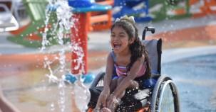 Engelliler İçin Özel Su Parkı Açıldı - Üstelik Ücretsiz