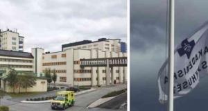 İsveç'teki hastanede akıllara durgunluk veren hırsızlık