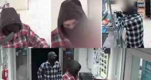 Polis Ica soyguncularının görüntülerini yayınladı