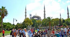 İstanbul turist sayısında rekor kırdı