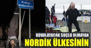Kovalayacak suçlu olmayan Nordik ülkesinde bakın polisler ne yapıyor