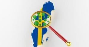 Bölge bölge İsveç'teki güncel koronavirüs vakaları