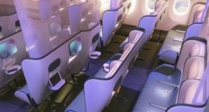 Koronavirüsü öldüren uçak koltuğu tasarlandı