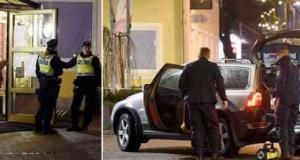 İsveç'teki restoran saldırısı videoları inceleniyor