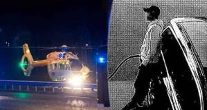 İsveç'te çılgın sürücü, polisle girdiği kovalamacada 1 ölü 2 yaralı
