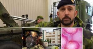 İsveç'te ölümcül virüs seferberliği