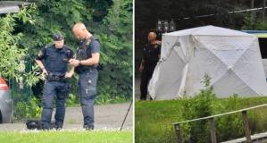 Stockholm'de bir kadın suda ölü bulundu