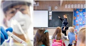 Stockholm'daki ilkokulda çıkan koronavirüs vakaları ebeveynlerden saklanıyor