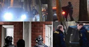 Stockholm'de şafak operasyonu! Onlarca kişi tutuklandı