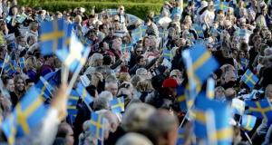 İsveç Ulusal Günü : Harika görüntüler