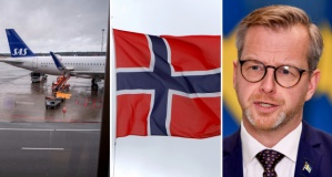 İsveç, sınırlarını Norveç'e kapatıyor